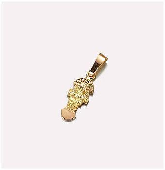 Peruvian pendant shape of tumi gold 18k 07 inch buy peruvian peruvian pendant shape of tumi gold 18k 07 inch aloadofball Image collections