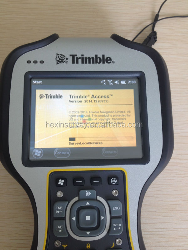 Trimble TSC3 data collector