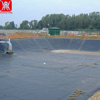 Top quality HDPE geomembrane liner with ASTM standard