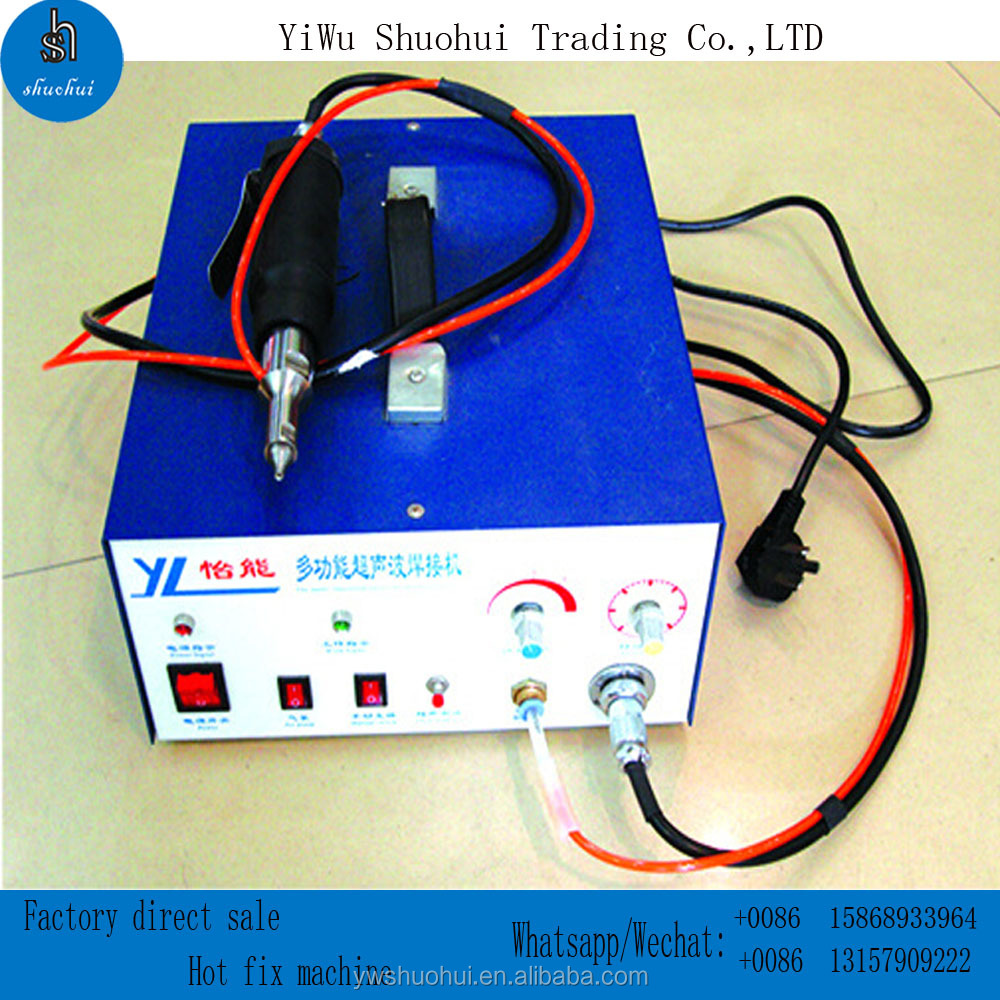 best sale high quality automatic hot fix rhinestone hot fixing machine