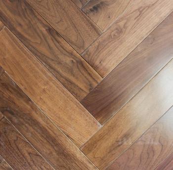 Hot Sale Herringbone Fishbone Walnut Wood Parquet Flooring Buy
