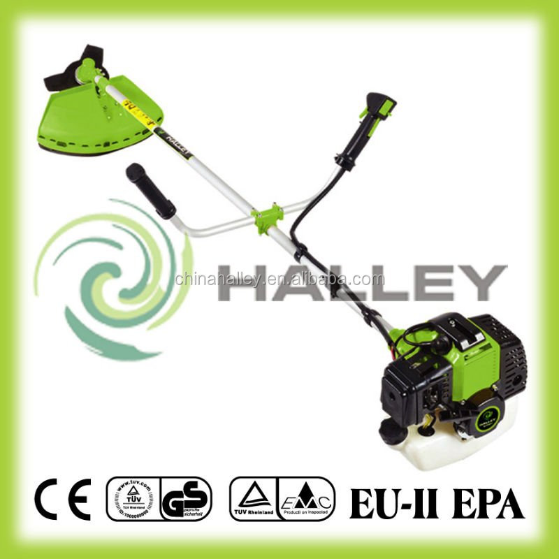 manual grass cutter used for grass harvesting and weeds dressing