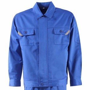 OEM Customized Factory Work Coveralls Accept Custom Logo