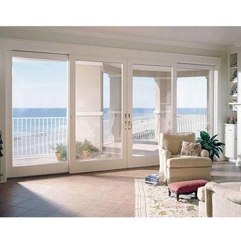 UPVC PVC Sliding Door For Bedroom Dining Room Kitchen Balcony Living