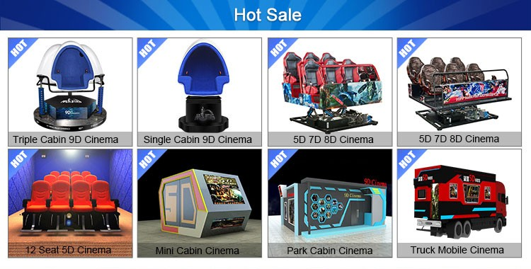 7fe3f6599bc1 2016 Funny Play Games 9D Virtual Reality Simulation Rides Bardilok Mobile  Cinema Equipment 9D