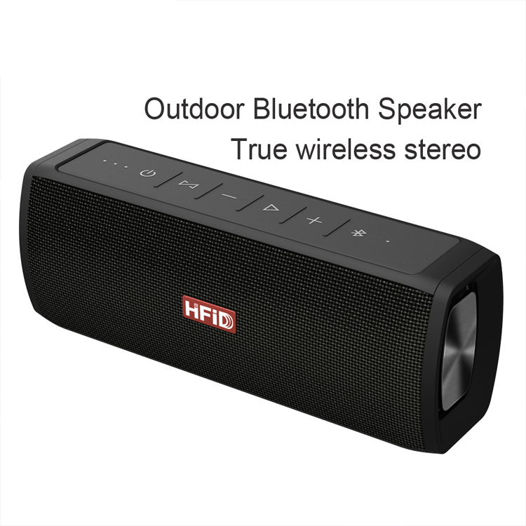 16W New Model Water Proof TWS rugby Bluetooth Speaker