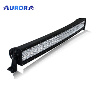 Aurora high lumen emark 30inch led work light bar for cars
