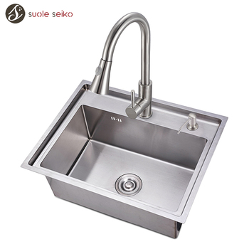 Single Bowl Metal Freestanding Stainless Utility Elkay Scullery Farmhouse  Deep Sink   Buy Commercial Kitchen Faucets,Stainless Utility Sink,Griffin  ...