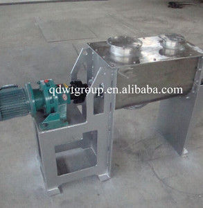 horizontal laboratory stainless steel powder mixer