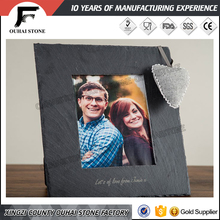 The best gift attractive design slate photo frame