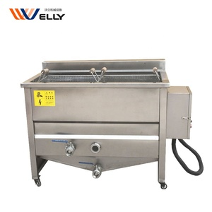 gas fryer commercial/ electric fryer deep/ continuous falafel fryer