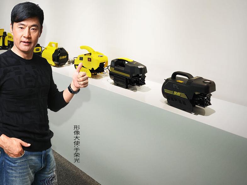 12 ジャー電動自転車洗車機洗車機中国での販売のため