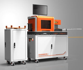 SS/Aluminum/iron LED channel letter Bending Machine/cnc bender/letter bender