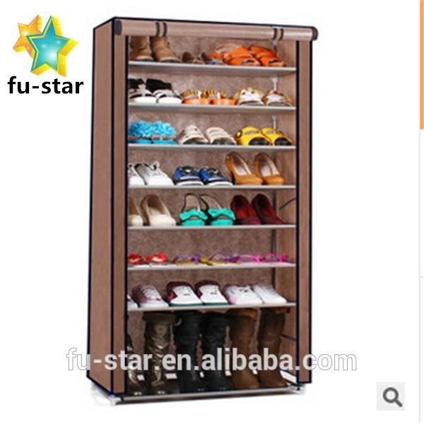 Pn dormitorio 9 tiers tela ikea zapatero otros muebles de for Muebles para zapatos colombia