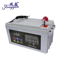 China supply Sealed Valve Regulated Lead Acid Battery UPS Battery 12V 65AH low price and high quality