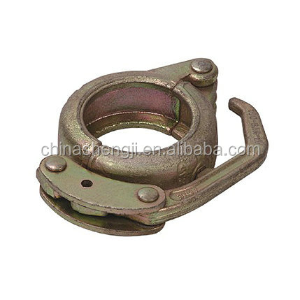 Schwing DN125 5'' forging quick release pump pipe clamp