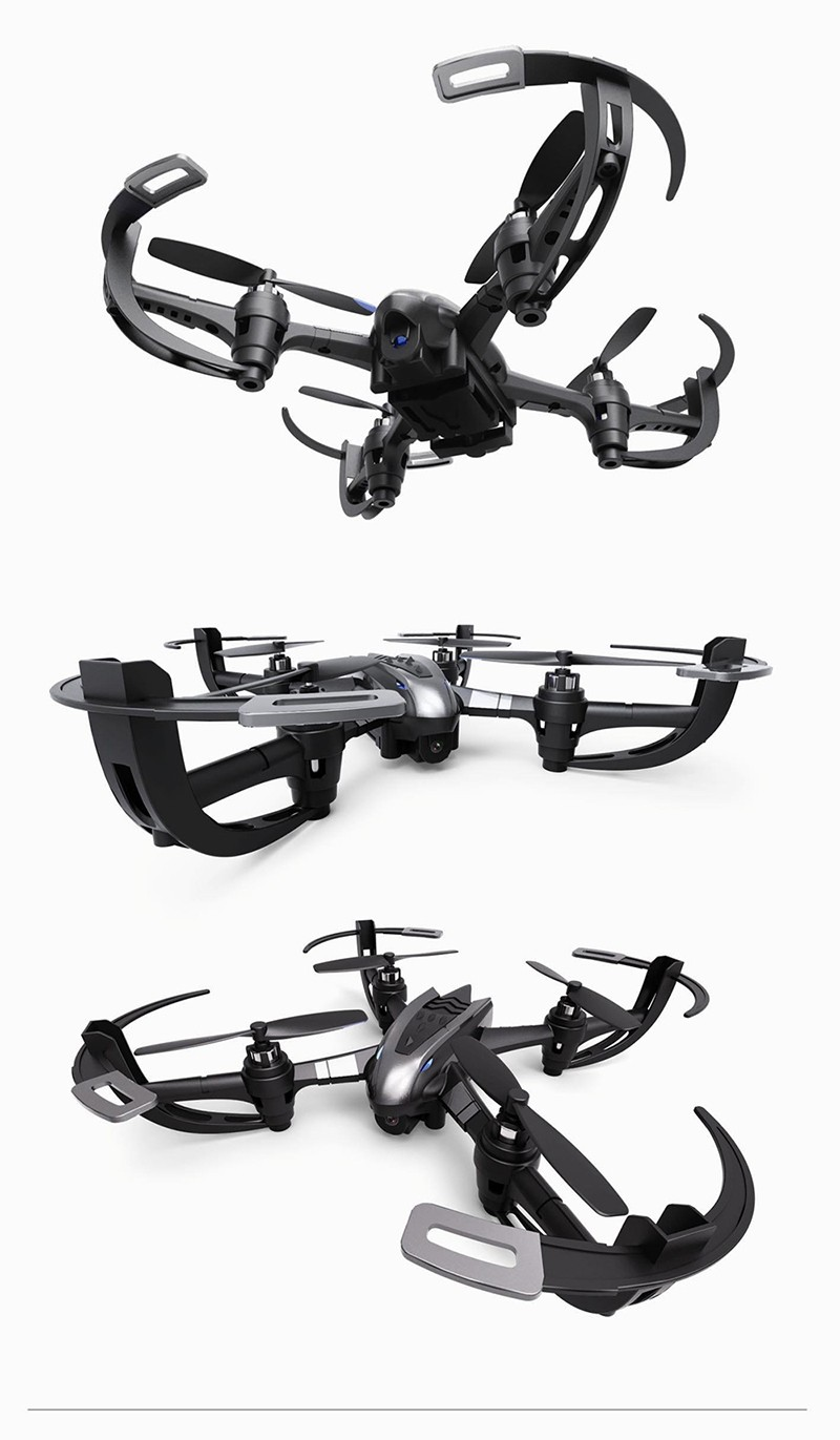 2017 China Supplier J0424 Fq777-124 Pocket Drone,Drone Sprayer In ...