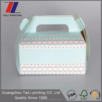 Wholesale low price cake box edge