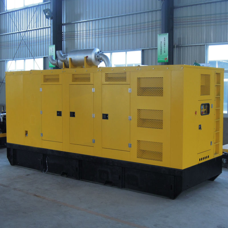 Fuzhou Manufacturer supply 800kva Generator set genset