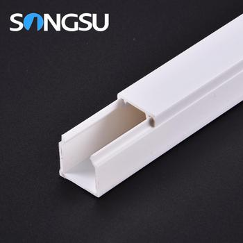 best selling pvc plastic wiring channel for electrical cable buy rh alibaba com wiring channels pvc wiring channel wall
