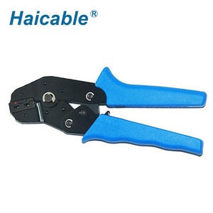 Lug Hand End Cap Crimper Insulated Terminals And Connector Double Wire Tool