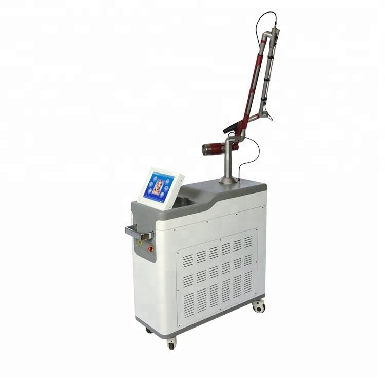 For refractory pigmented lesion Picosecond ND YAG Laser