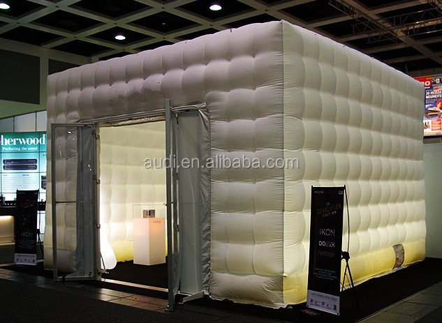 White Disco Dome Tent Inflatables/ Kids Party Tents