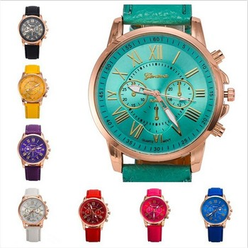 accessories ni en pull leather watch watches bear faux man