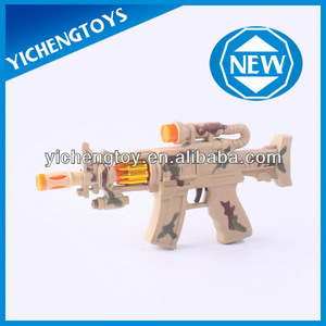 electric toys gun toy gun light and sound light up toy gun