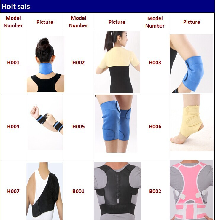 Manufacturer lifecare elbow protection self-heating tourmaline elbow brace
