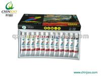 12ml*12color/set oil paint