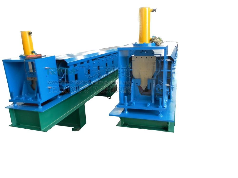 Industry Zinc Coil Gutter Making Machine Bending Machine