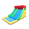 Air filled inflatable slide for entertainment