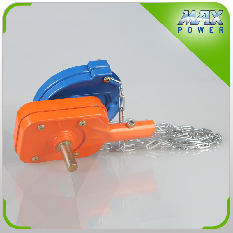 polytunnel hand crank winch green house fittings manual ventilation equipment
