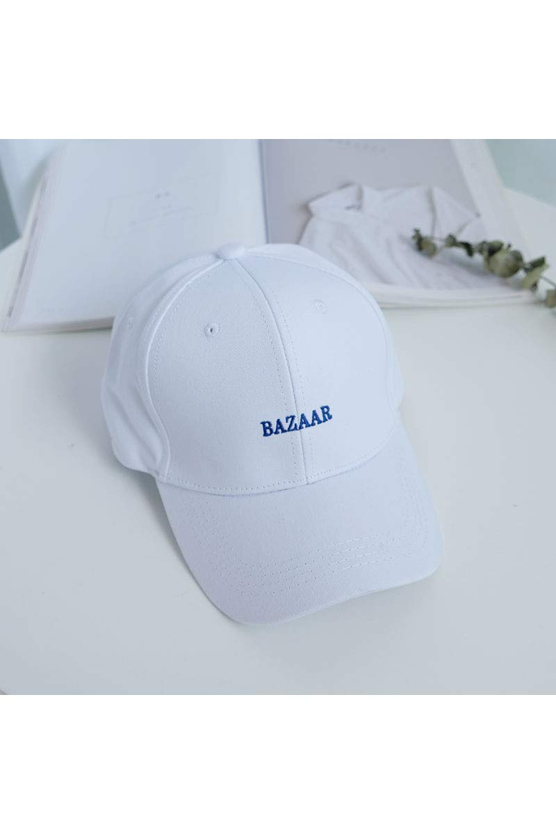 eb1c329d456 Get Quotations · Genuine Korean Street Fashion Student hat Cap Tide Letter  Women Gift Base Visor Cap Women Girls