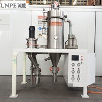 Diamond Powder Air Jet Mill with Classifier