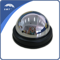 Mirror Optical Dome Covers, Outdoor CCTV Security Cameras Cover