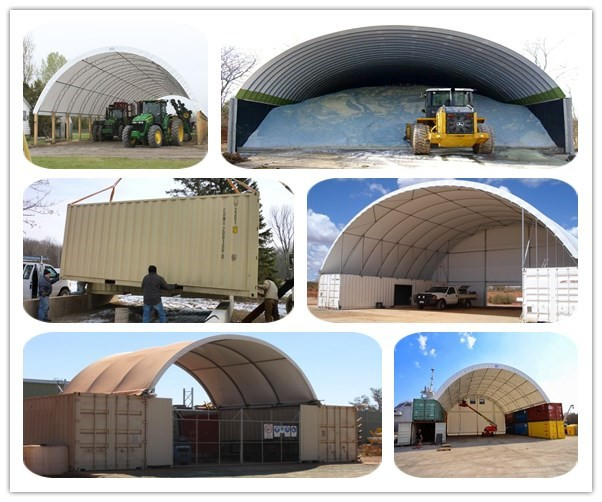 Fabric Garage Kits : R uv resistance fabric cover snow shelter canopy
