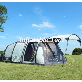 Outdoor Inflatable Air Family Camping Tent For Sales , Inflatable Tent For  Family