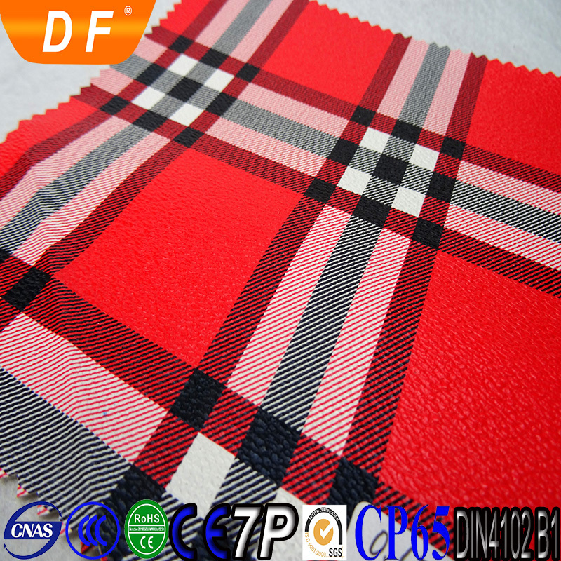Nice Looking Pvc Synthetic Artificial Leather Materials
