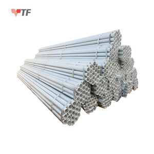 Wholesale china supplier high quality dn 40 galvanized steel pipe