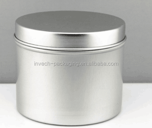 shoe polish tin container,2oz metal candle tin,80g tin cans for candles