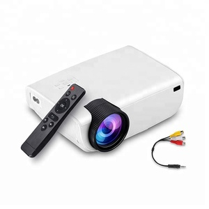 Custom Desktop Screen Rohs Full Hd Led Projector 1080P For Education