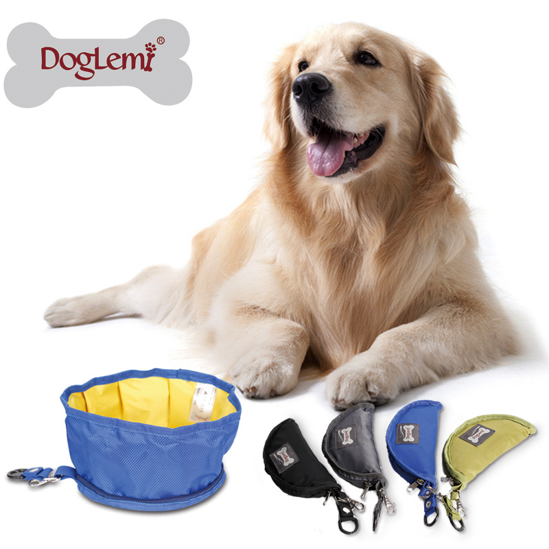 Travel Food And Water Bowl For Dogs