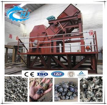 Hj High Performance Crushing Machine/industrial Aluminium Cans ...