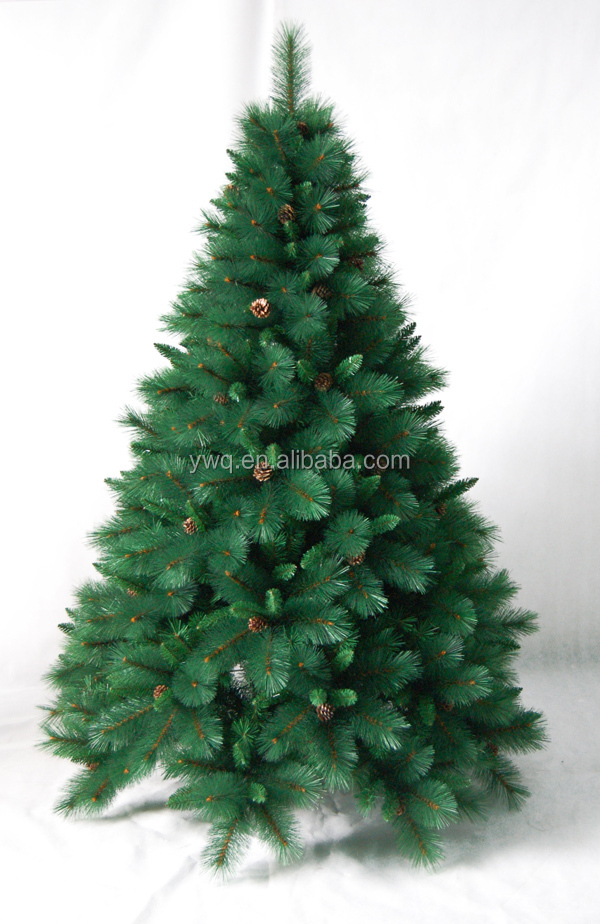 3ft Gold Color Christmas Tree Pet Tinsel Christmas Tree 90cm Gold ...