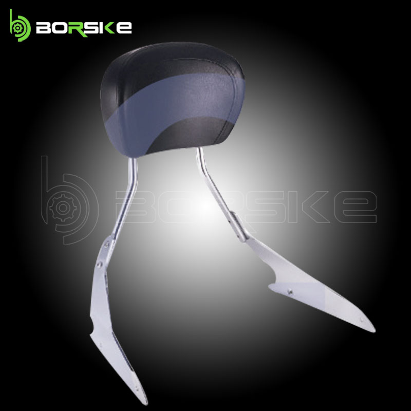 Chrome motorcycle backrest/motosiklet sissy bar for Harley motorcycle