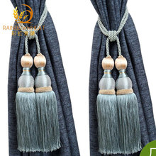 Used for Curtain, Home Decor Rayon Tassel