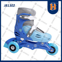 inline speed skate suit 3 wheels roller skates JB1301 WITH EN71 APPROVAL