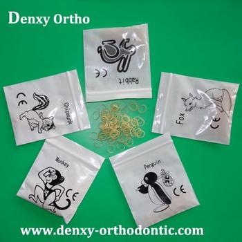 Dental Elastic Rubber Band Orthodontic Latex Elastics View Rubber